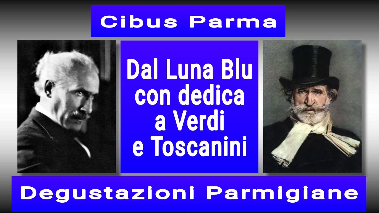 Ristoranti Cibus Parma con la creatività dei fuori salone: Degustazioni Ristorante Pizzeria Luna Blu Parma