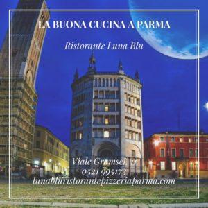 Ristorante di Pesce a Parma LUNA BLU