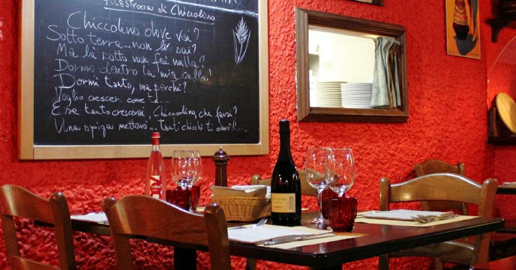 Dove mangiare all aperto a Parma? Osteria della Ghiaia: Centro Storico e Piatti Tipici